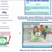 More Carpet Cleaning Website Ranking Training