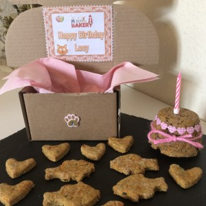 Cat Birthday Cake Girl