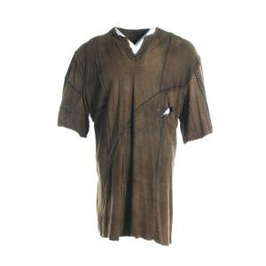Vikings Ragnar Travis Fimmel Screen Worn Stage 3 Tunic Ep 105