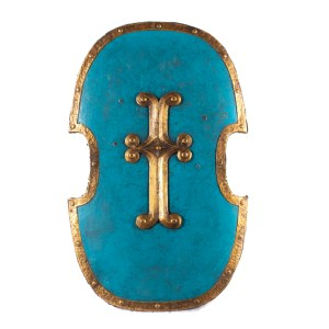 Vikings  Screen Used French Army Shield Ss 3-5