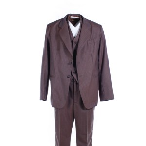 Fargo Deafy Timothy Olyphant Screen Worn Suit Ep 408