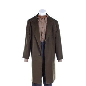 Fargo Gaetano Fadda Salvatore Esposito Screen Worn Coat Shirt Pants & Collar Ep 405