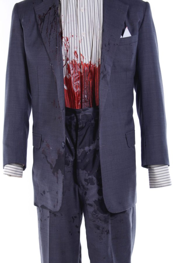 Loy Cannon's Screen Worn Suit from the finale episode