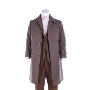 Fargo Josto Fadda Jason Schwartzman Screen Worn Coat Suit Shirt & Cufflinks Ep 401