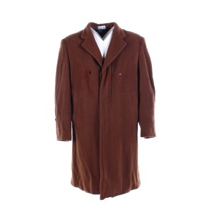 Fargo Doctor Senator Glynn Turman Screen Worn Stunt Stage 1 Coat Ep 405