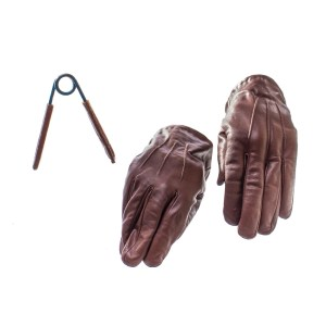 Fargo Gaetano Fadda Salvatore Esposito Screen Worn Hand Squeezer & Gloves Ss 4