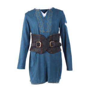 Vikings Lagertha Katheryn Winnick Screen Worn Stunt Shirt & Belt Ep 309