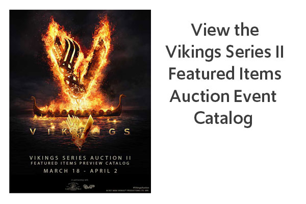 View the Vikings Series Auction Preview Catalog