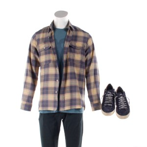 Lot #32 – Bill & Ted Face The Music (2020) Bill Alex Winter Shirts Pants Bracelet & Shoes Ch 2