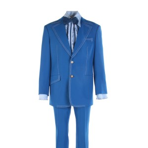 Lot #198 – Soul Men (2008) Floyd Stunt Double Suit Shirt & Tie