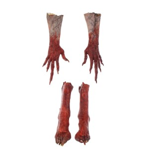 Lot #245 – The Strain (2014-2017) The Ancient's Hands & Feet Ss 2 & 3