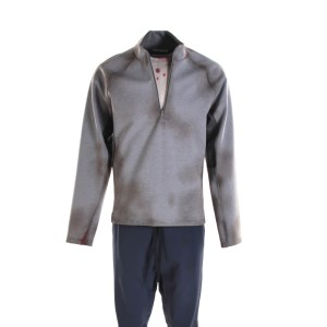 Lot #158 – Most Dangerous Game (2020-) Dodge Tynes Stunt Double Sweater & Pants Set Ss 1