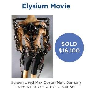 Elysium Movie - Max Costa WETA HULC Suit