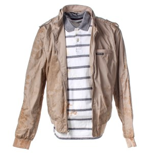 Lot #32 – Bad Trip Bud Malone Lil Rel Howery Screen Worn Stage 2 Jacket & Shirt Ch 3 Sc Multiple
