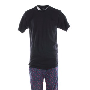 Lot #27 – Bad Trip Bud Malone  Lil Rel Howery Screen Worn Shirt & Pants Ch 4 Multiple Sc