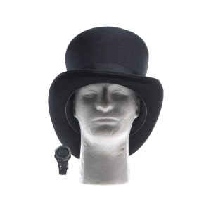 Lot #43 – Bad Trip Chris Carrey Eric Andre Screen Used Top Hat & Watch