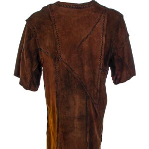 Lot #33 – Vikings Ragnar Screen Worn Stunt Double Tunic Ep 101