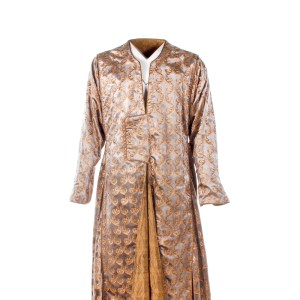Lot #18 – Vikings Oleg Danila Kozlovsky Production Worn Robe