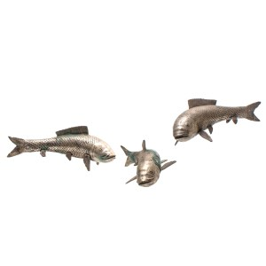 Lot #160 – Vikings Igor Oran Glynn O'Donovan Production Used Koi Fish Figurines