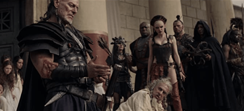 BARBARIANS AND DEMIGODS