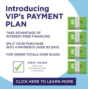 VIP Payment Plan
