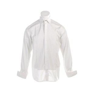 Lot #64 – Bill & Ted Face The Music (2020) Ted Keanu Reeves  Production Worn Long Sleeve Shirt