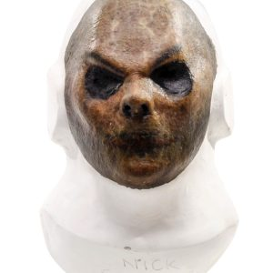Lot #219 – Sinister 2 (2015) Bughuul Nicholas King Production Made Prosthetic Face Mask & Mold