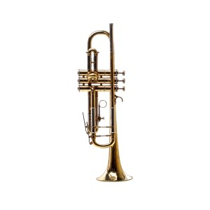Lot #21 – Respect Screen Used Trumpet W/ Case Sc 63-70