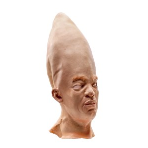 Lot #61 – Coneheads (1993) Production Used Coneheads Mask