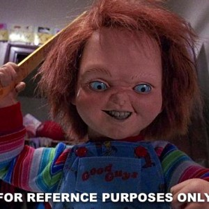 Lot #60 – Chucky (Child's Play) Illusive Concepts/Don Post Master Mold