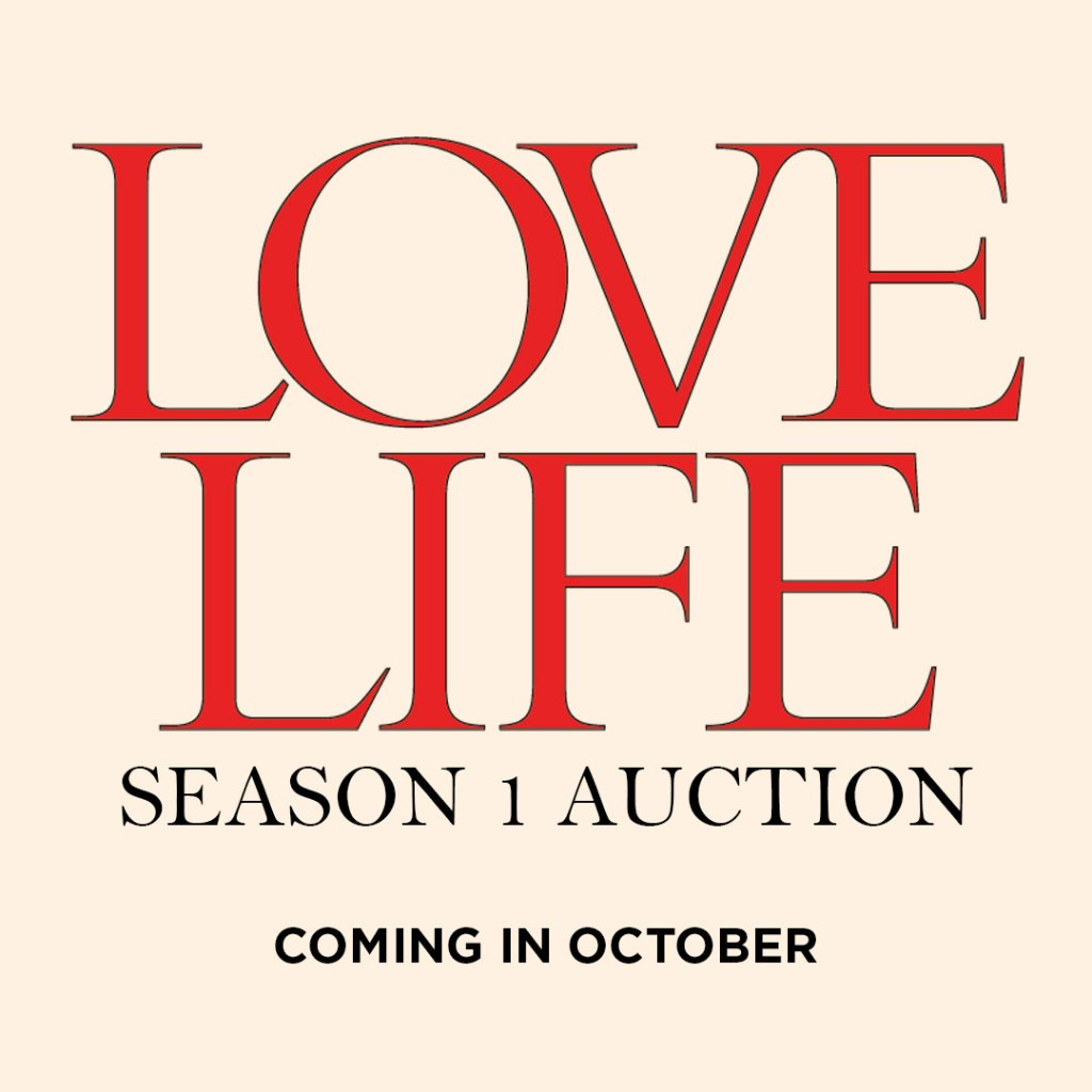 Love Live Season 1 Auction Coming in October