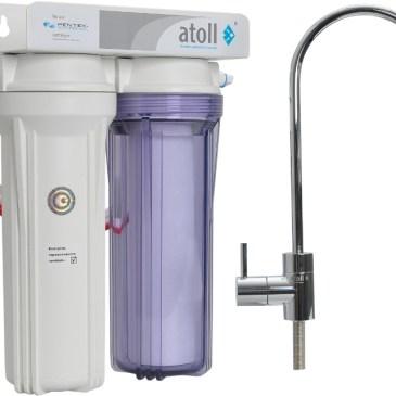 Проточный питьевой фильтр D-21s STD