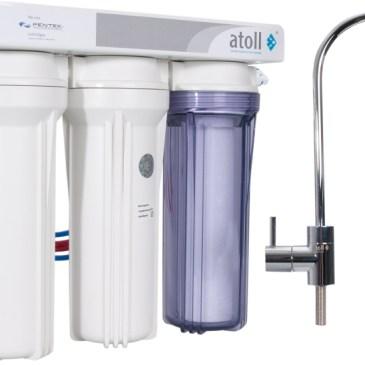 Проточный питьевой фильтр D-31i STD