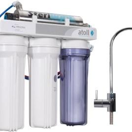 Проточный питьевой фильтр D-31su STD