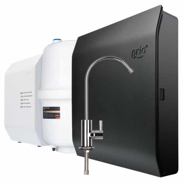 Система для очистки воды Expert Osmos MO600