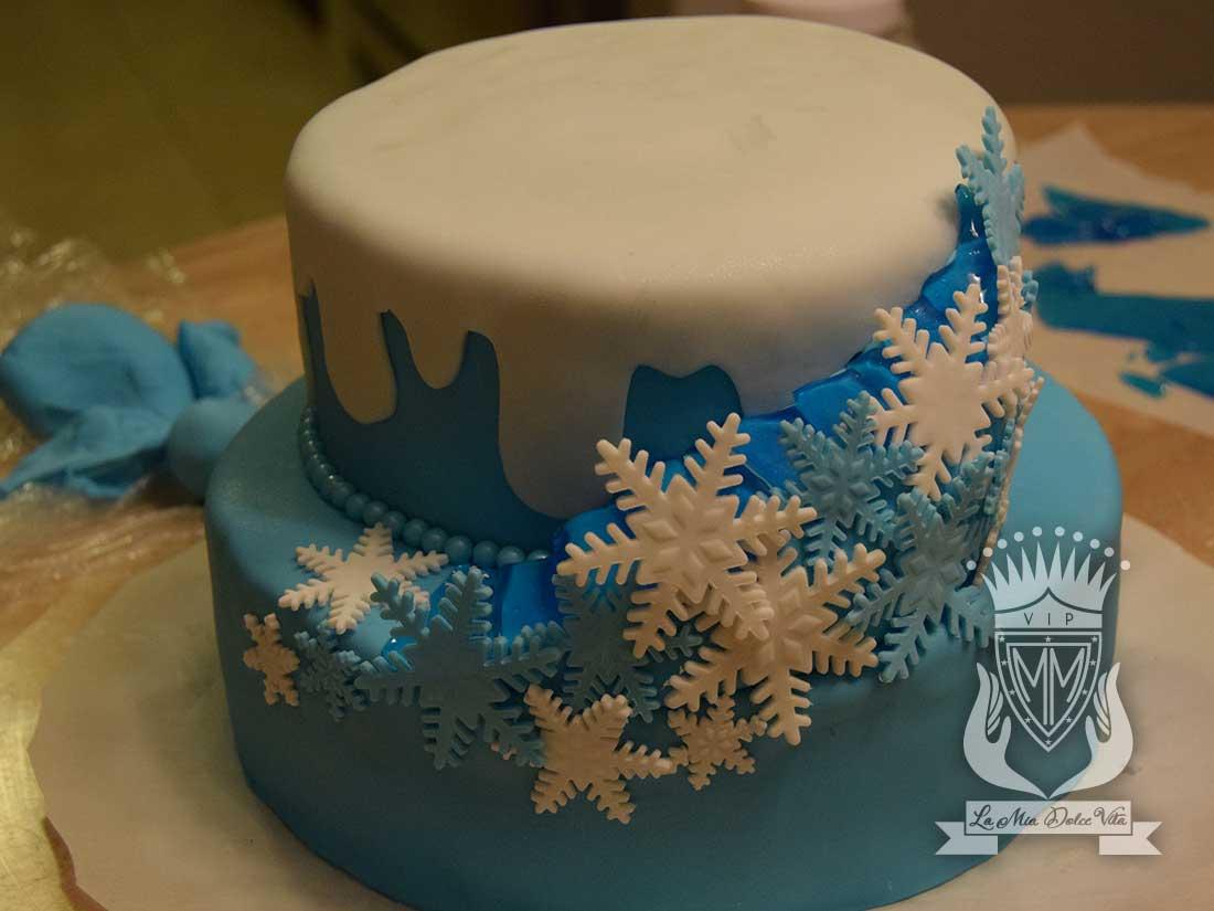 Peachy Frozen Birthday Cake Vip La Mia Dolce Vita Cake Art Funny Birthday Cards Online Fluifree Goldxyz