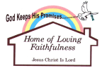 Home of Loving Faithfulness Logo