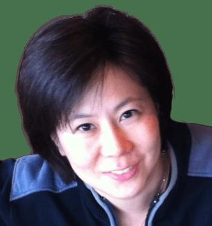 Photo of the author, Vivian Ip.