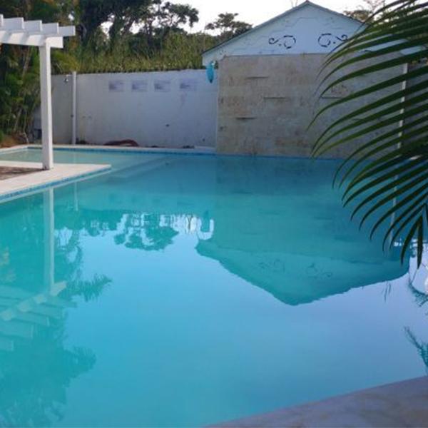Beautiful Villa In Tropical Garden Las Terrenas