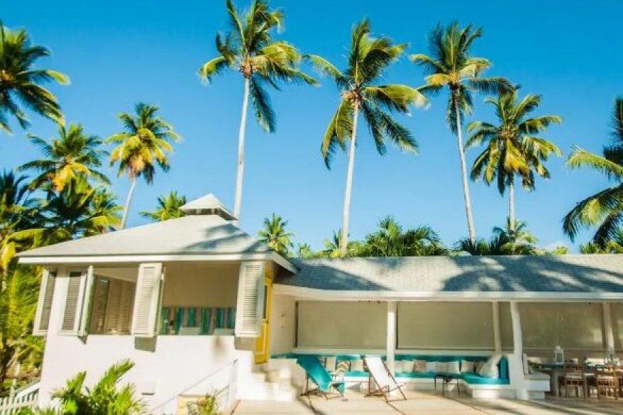 Superbe villa privée en front de mer avec deux piscines ☀🌴