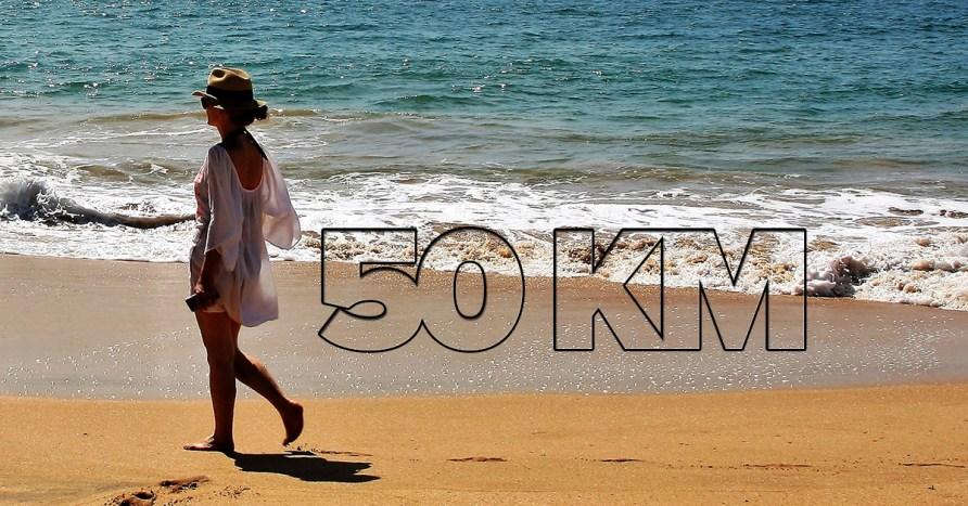 Playas en Las Terrenas: más de 50 Kms