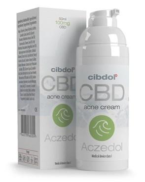 Crema antiacnee Akzedol