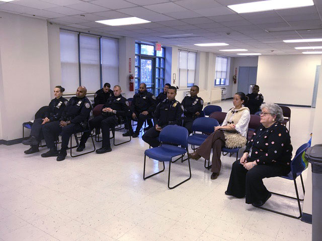 NYPD NCOs