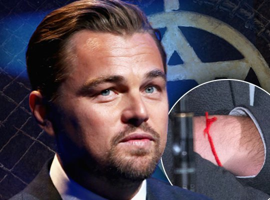 Finally Seeing The Light? Leo DiCaprio Turns To Madonna's Kabbalah After Split