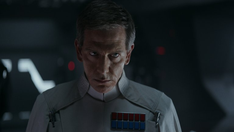 'Rogue One' Villain Isn't Posh Enough for the Empire, Says Director