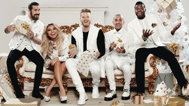 Pentatonix Sets Holiday Special at NBC
