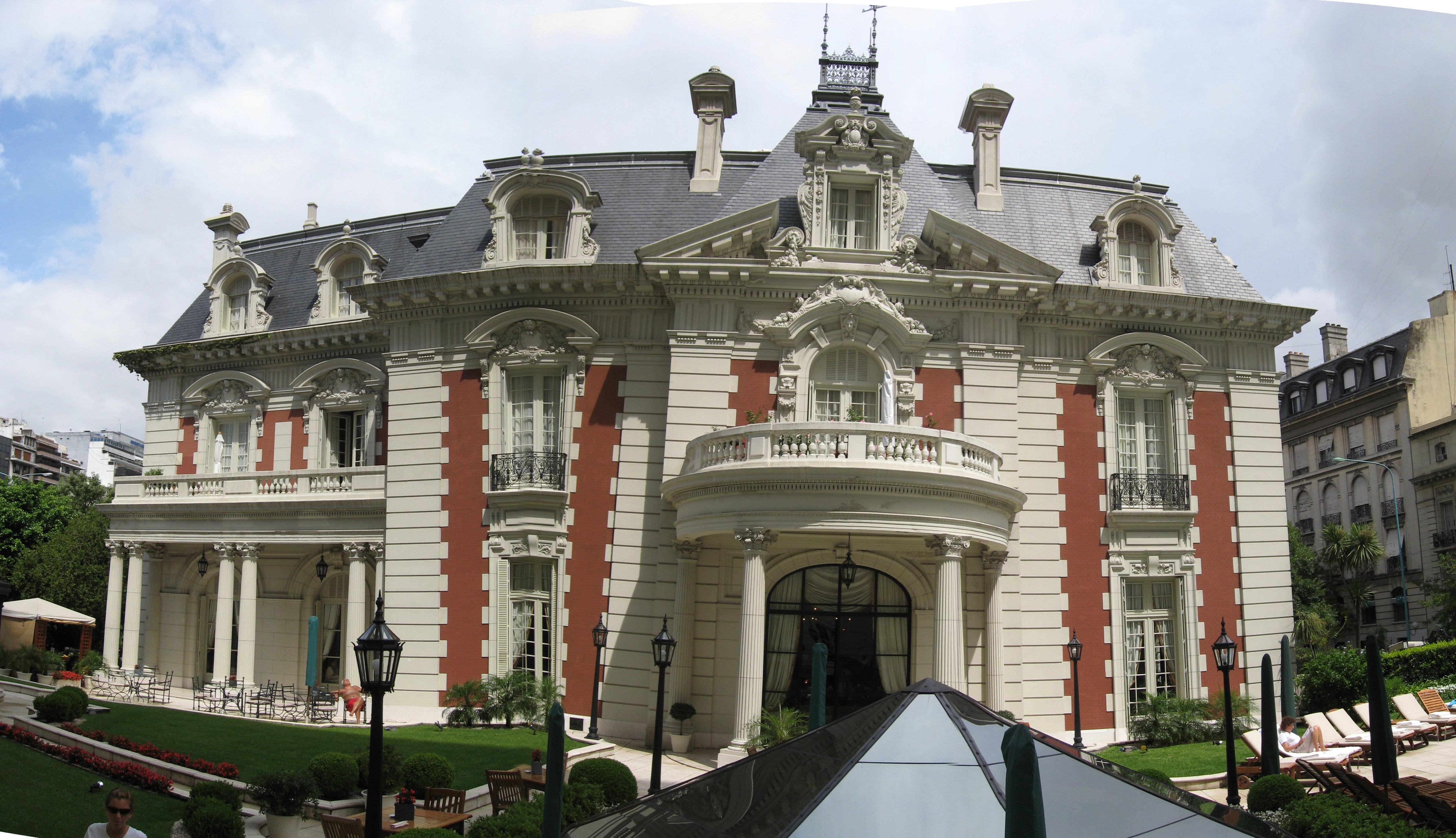 VIP TOURS BA - EXPERIENCES IN BUENOS AIRES - ARGENTINA - PALACE ÁLZAGA UNZUÉ