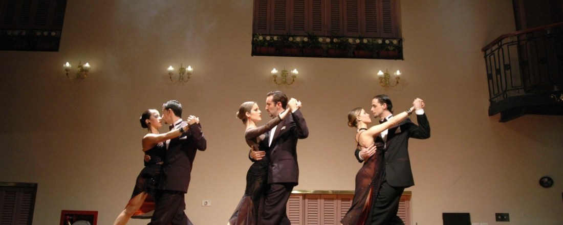 VIP TOURS BA - EXPERIENCES IN BUENOS AIRES - TANGO SHOW
