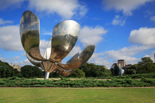 VIP TOURS BA - EXPERIENCES IN BUENOS AIRES - GENERICAL FLOWER