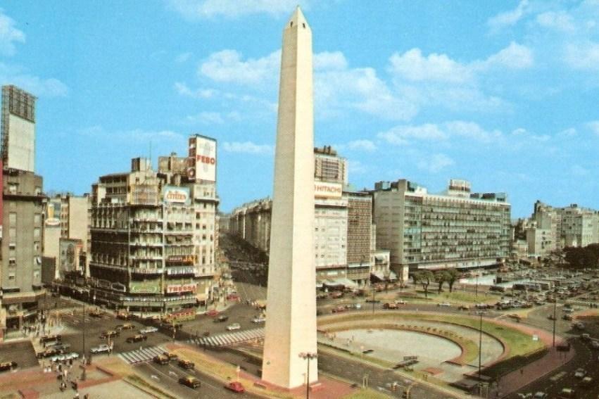 Obelisco VIPTOURSBA